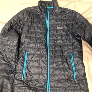 Patagonia Puff Jacket Mens Small